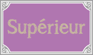 superieurクラス